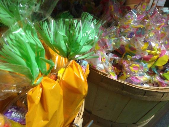 easter egg hunt candy