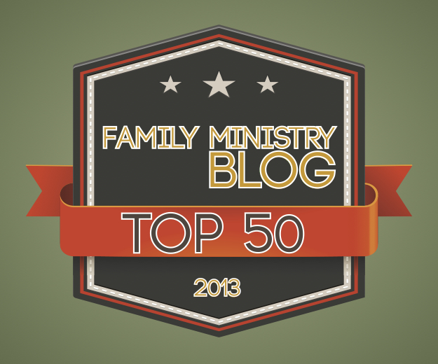top_50_Family Ministry Blog