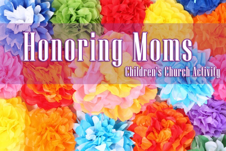 honoring moms activity