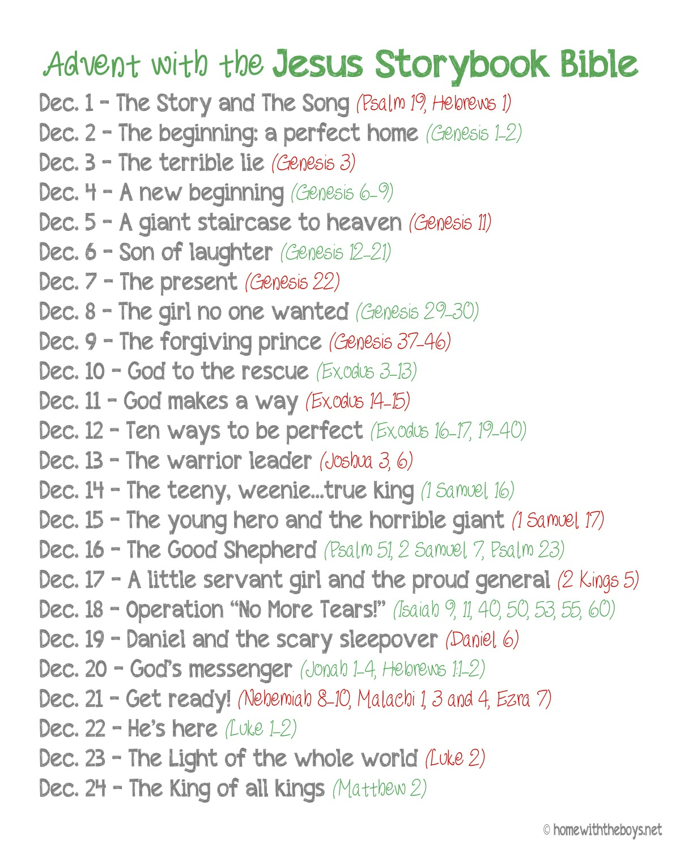 Advent Calendar Reading Ideas   Calendar Template 2016