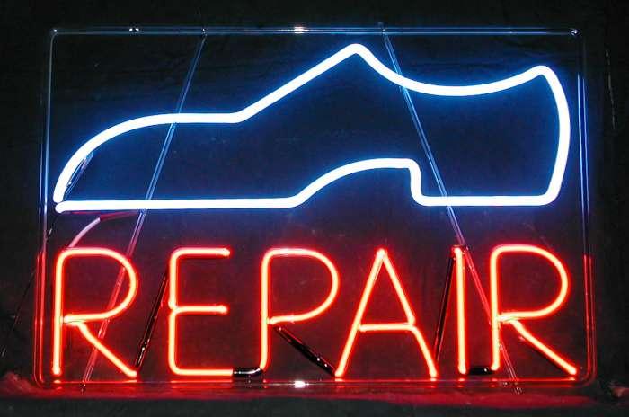 shoe repair